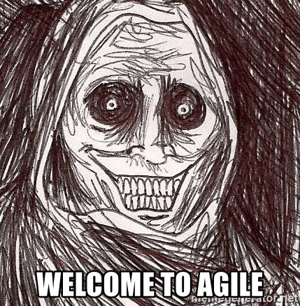 Boogeyman -  Welcome to Agile