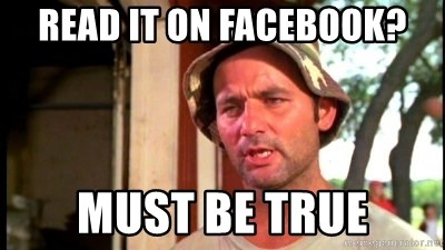 Bill Murray Caddyshack - read it on facebook? Must be true