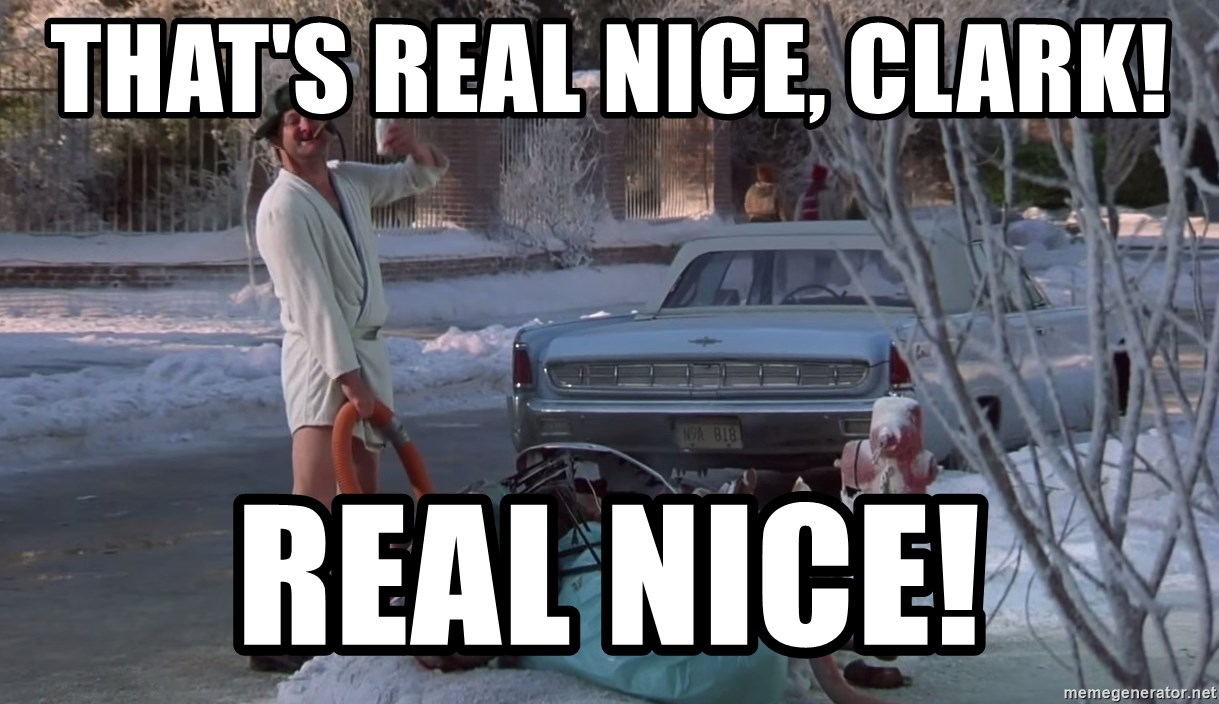 Cousin Eddie Lampoons