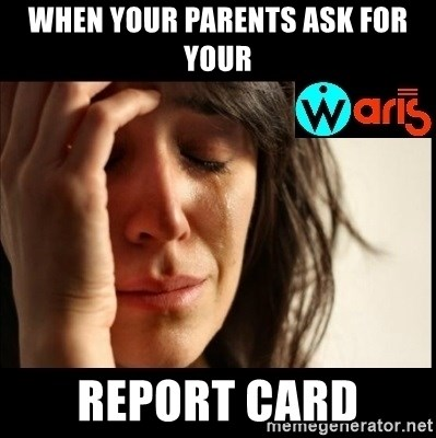 Mehbooba - When your parents ask for your Report card