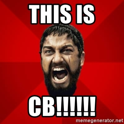 THIS IS SPARTAAA!!11!1 - This is CB!!!!!!