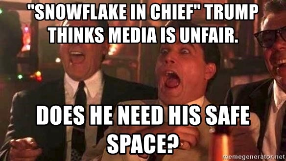 Snowflake in Chief