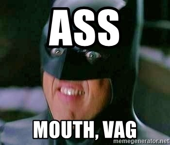 Ass And Mouth