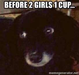 Before 2 Girls 1 Cup