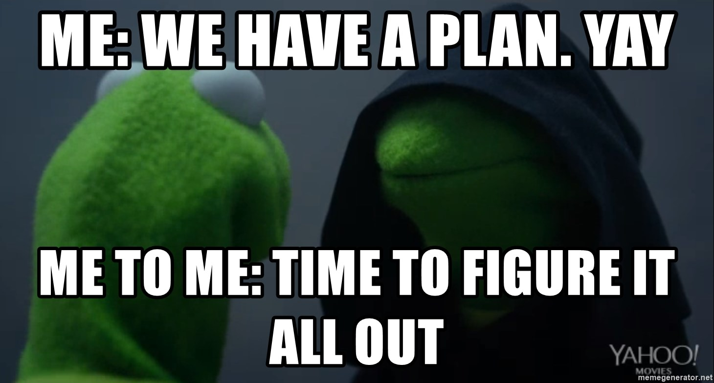 Me We Have A Plan Yay Me To Me Time To Figure It All Out Me To Me Meme Generator Mcconnell turtle mitch sad meme imgflip template kos daily caption. me we have a plan yay me to me time