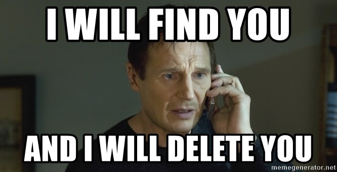 75541842 i will find you and i will delete you liam neeson taken phone call