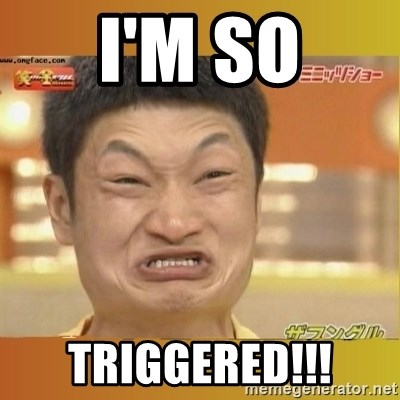 75845482 i'm so triggered!!! angry asian meme generator