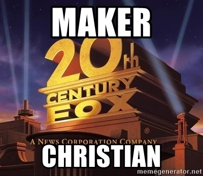 maker christian - 20th Century Fox | Meme Generator