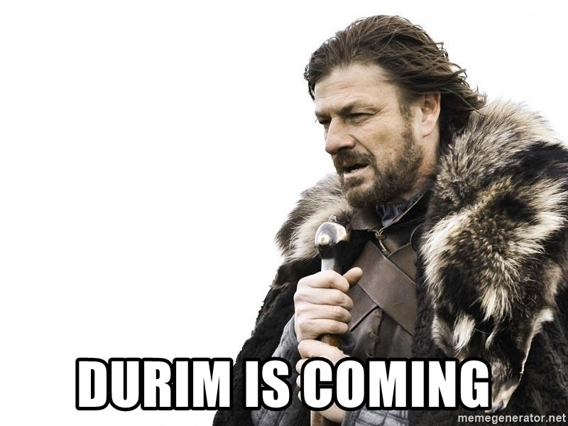Winter is Coming -  Durim Is coming