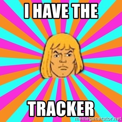 He-Man - i have the tracker