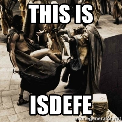sparta kick - This is ISDEFE
