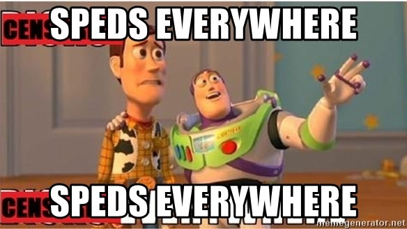 Toy Story Everywhere - speds everywhere speds everywhere