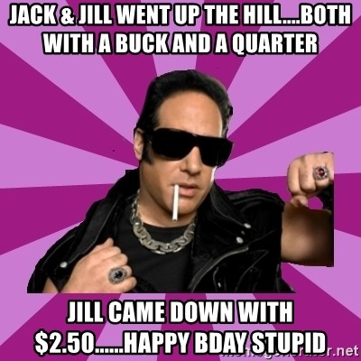 Andrew Dice Clay Jack And Jill