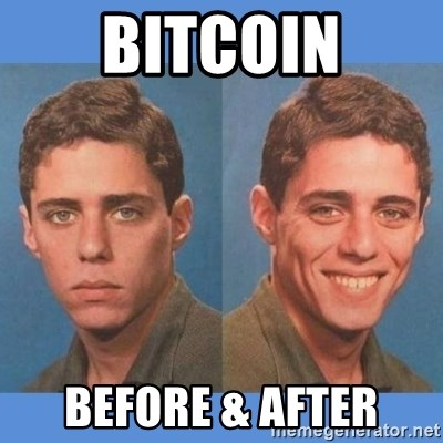 Chico Xavequeiro - BITCOIN BEFORE & AFTER