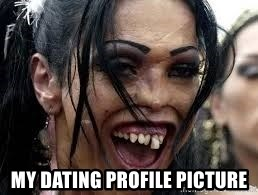 Ugly dating profile pics