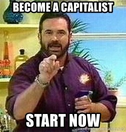 Badass Billy Mays - become a capitalist start now