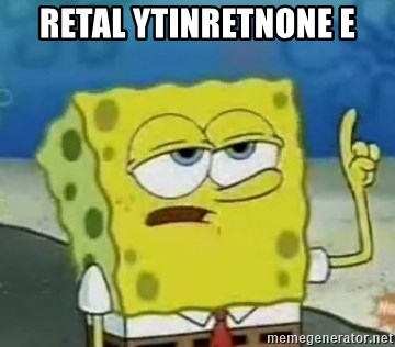 Tough Spongebob - retal ytinretnone e