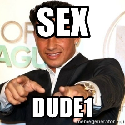 Pauly D Jersey Shore - sex dude1