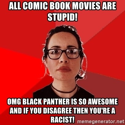 Image result for comic book movies are stupid