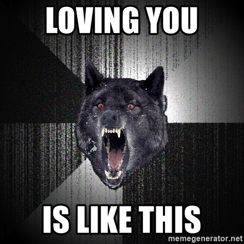 Insanity Wolf - Loving you  Is like this