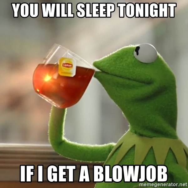 Get a blowjob tonight