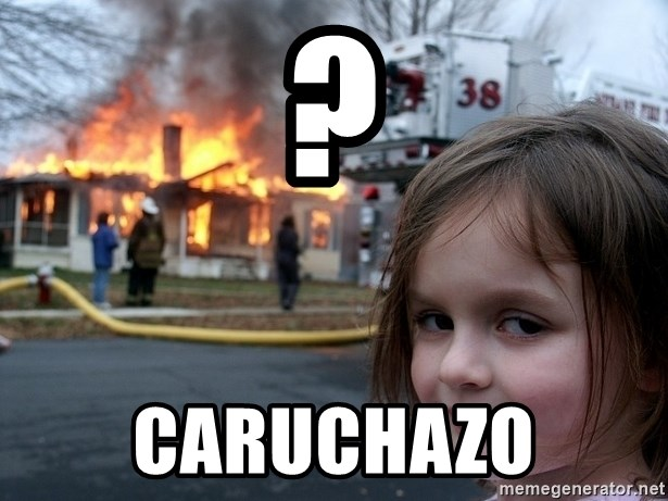 Disaster Girl - ? caruchazo