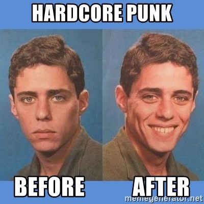 Chico Xavequeiro - HARDCORE PUNK BEFORE           AFTER
