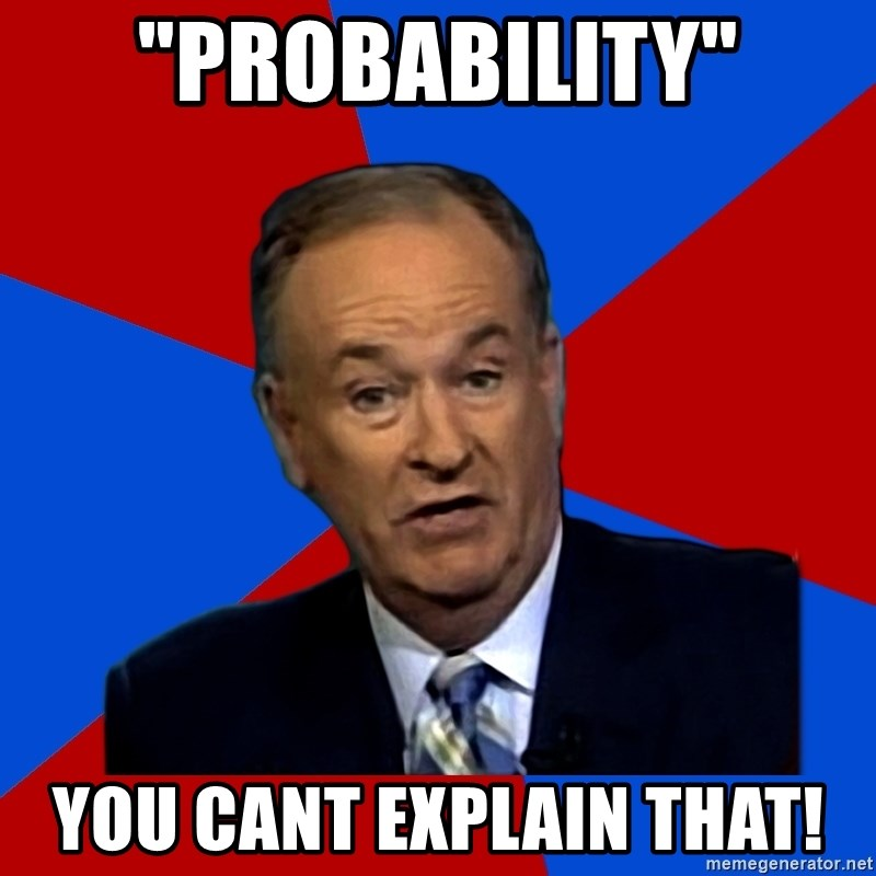 "Bill O'Reilly Proves God - ""probability"" you cant explain that!"