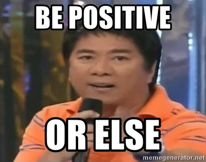 willie revillame you dont do that to me - be positive  OR ELSe