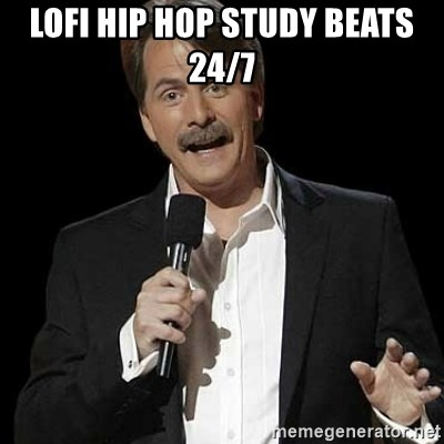 lofi hip hop study beats 24/7 - Jeff Foxworthy (You might be