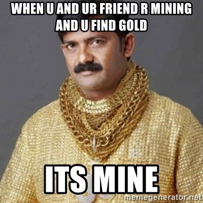 I Came Looking For Copper But I Found Gold 9gag