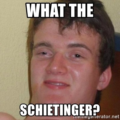 really high guy - WHAT THE SCHIETINGER?