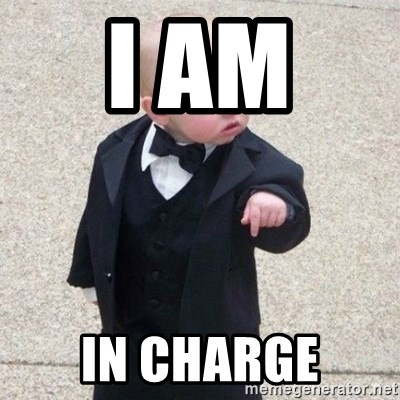 Mafia Baby - I am  In Charge