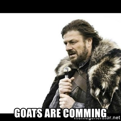Brace yourself   Poal: Say what you want
