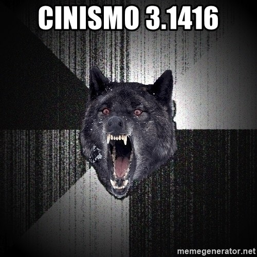 Insanity Wolf - cinismo 3.1416