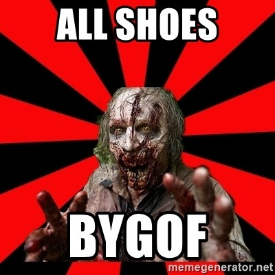 Zombie - ALL SHOES BYGOF