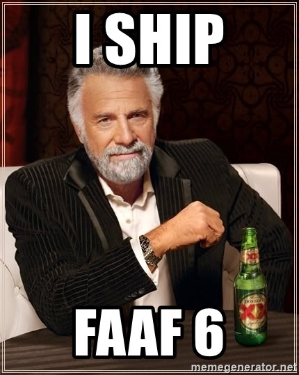 The Most Interesting Man In The World - i ship faaf 6