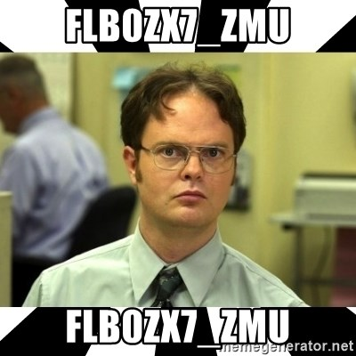 Dwight from the Office - flB0ZX7_zMU flB0ZX7_zMU