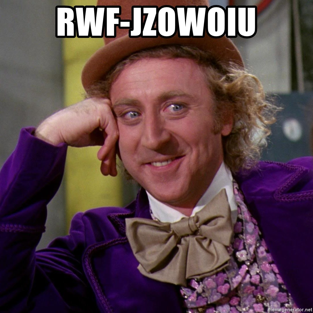 Willy Wonka - rwf-JzOWOIU