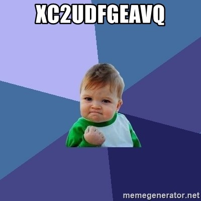 Success Kid - XC2UdFgEavQ