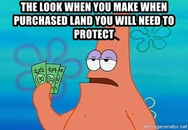 Thomas Jefferson Negotiating The Louisiana Purchase With France  - The look when you make when purchased land you will need to protect