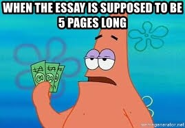 Thomas Jefferson Negotiating The Louisiana Purchase With France  - When the essay is supposed to be 5 pages long