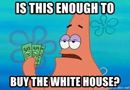 Thomas Jefferson Negotiating The Louisiana Purchase With France  - Is this enough to buy the White House?