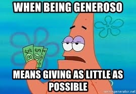 Thomas Jefferson Negotiating The Louisiana Purchase With France  - When being Generoso means giving as little as possible