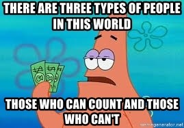 Thomas Jefferson Negotiating The Louisiana Purchase With France  - there are three types of people in this world those who can count and those who can't