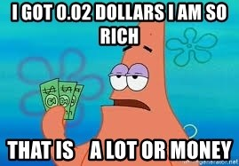 Thomas Jefferson Negotiating The Louisiana Purchase With France  - I got 0.02 dollars I am so rich That is    a lot or money