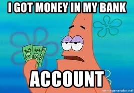 Thomas Jefferson Negotiating The Louisiana Purchase With France  - I got money in my bank Account