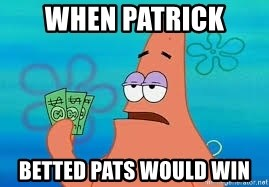 Thomas Jefferson Negotiating The Louisiana Purchase With France  - when patrick  betted pats would win