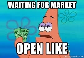 Thomas Jefferson Negotiating The Louisiana Purchase With France  - Waiting for market  Open like
