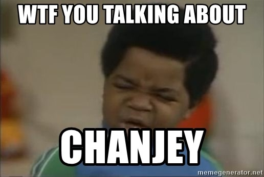Gary Coleman II - WTF YOU TALKING ABOUT CHANJEY